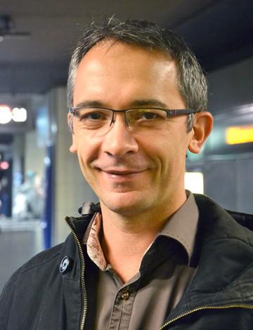 Michel HILS, chef de projet au SYTRAL